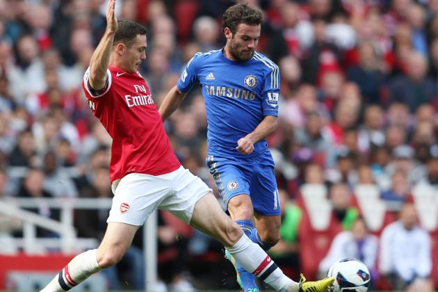 Chelsea vs. Arsenal: Will Mata Prove to Be the Juan?