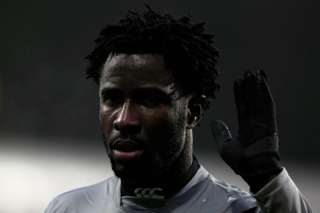Arsenal Transfers: Why Wilfried Bony Could Be a Realistic January Target