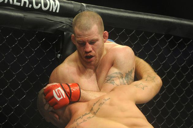 Strikeforce Results: 5 Fights for Nate Marquardt in the UFC