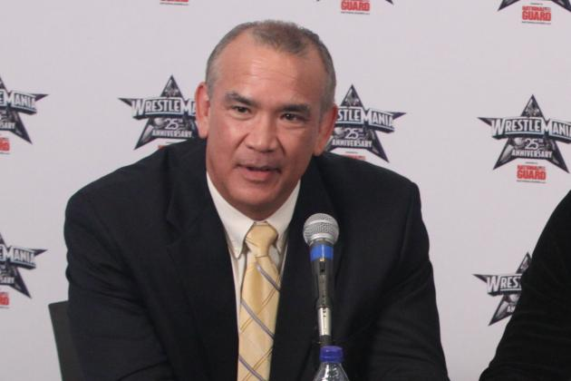 Why Ricky Steamboat Should Be on WWE Programming