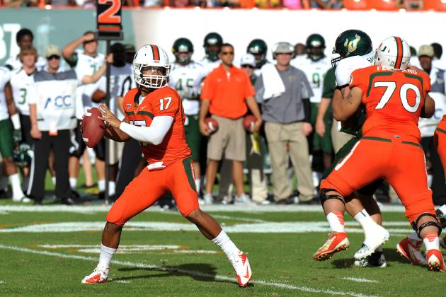 Miami Football: Projecting the Hurricanes' 2013 2-Deep Depth Chart