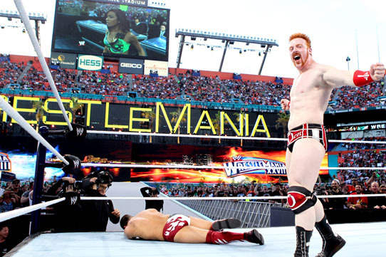 WWE WrestleMania 29: Likeliness of World Heavyweight Championship Matches
