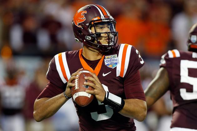 Virginia Tech Football: Projecting the Hokies' 2013 2-Deep Depth Chart