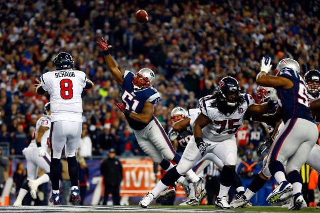 Texans vs. Patriots: Houston's Biggest Winners and Losers