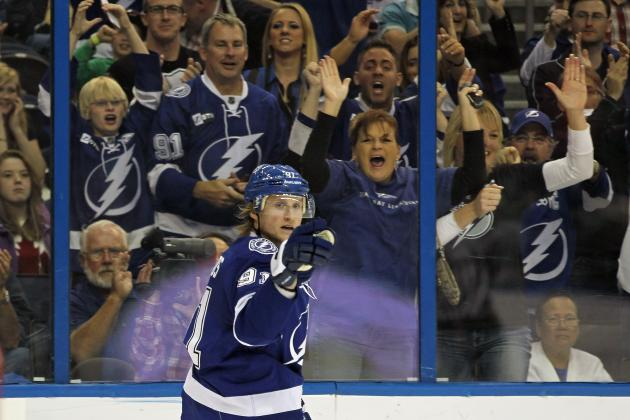 Tampa Bay Lightning: 5 Biggest Questions in 2013 Training Camp