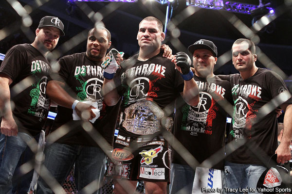 Cain Velasquez vs. Daniel Cormier: Head-to-Toe Breakdown