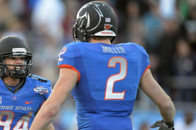 Boise State Football: Predicting the Broncos' 2013 2-Deep Depth Chart
