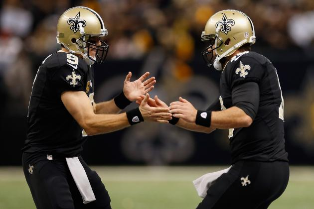 2013 New Orleans Saints: Where Will Chase Daniel End Up Next Year?