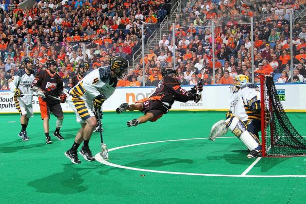National Lacrosse League: Top 5 Highlights from Week 2