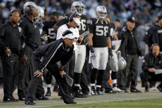 Breaking Down Oakland Raiders' 2013 Salary Cap: Where Is Money Best Spent?