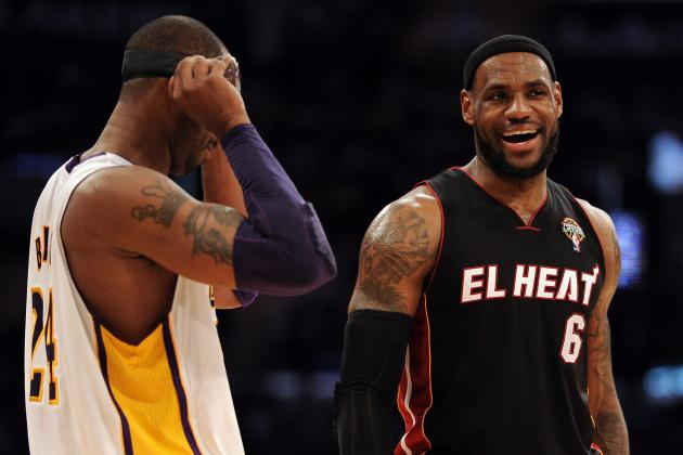 Miami Heat: Preview of Miami Heat vs. Los Angeles Lakers
