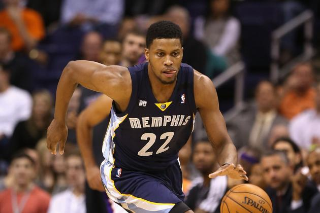 Buying or Selling Every Rumored Rudy Gay Trade Destination