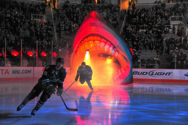 San Jose Sharks: Top 5 Things to Focus on for 2013