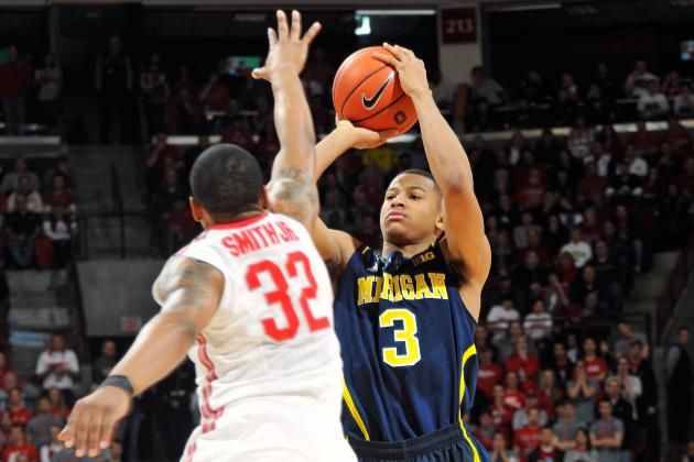 Michigan Basketball: Report Card Grades for the Loss to Ohio State