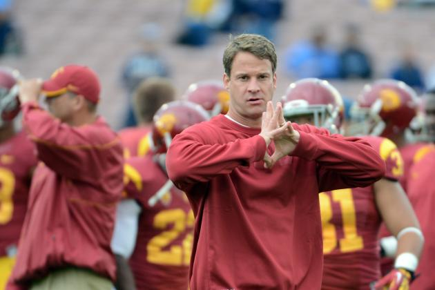 USC Football: Projecting the Trojans' 2013 2-Deep Depth Chart