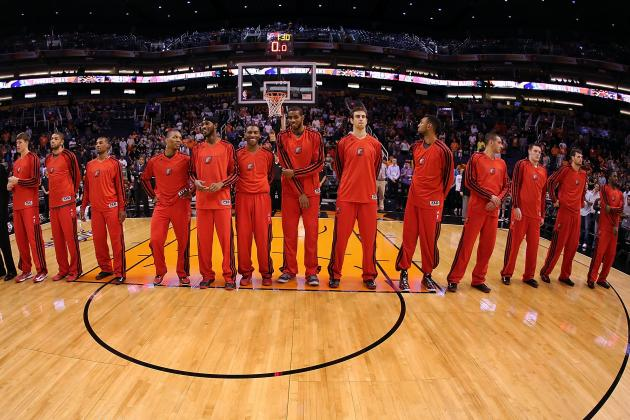 Portland Trail Blazers: Why the Blazers Have the Most Balanced Starting Lineup