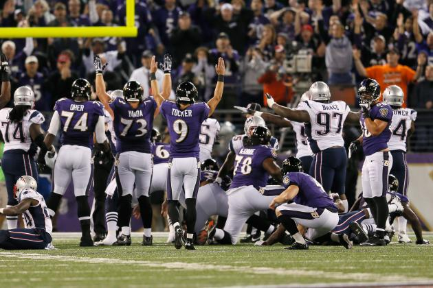 Ravens vs. Patriots: 5 Matchups That Will Decide AFC Title Game