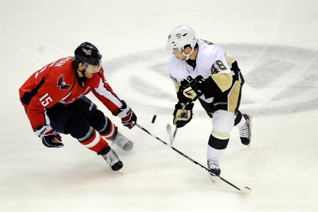 Washington Capitals Schedule 2013: 5 Games You Can't Miss