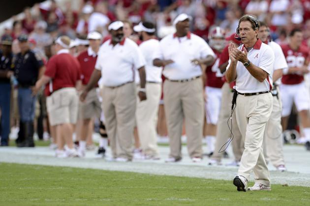 Alabama Football Recruiting: Meet All 2013 Commits