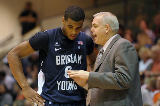 BYU Basketball: 5 Keys to Beating St. Mary's in WCC Showdown