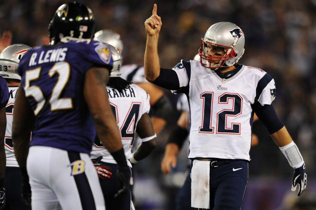 Ravens vs. Patriots: Early Stat Predictions, Simulations for AFC Title Game