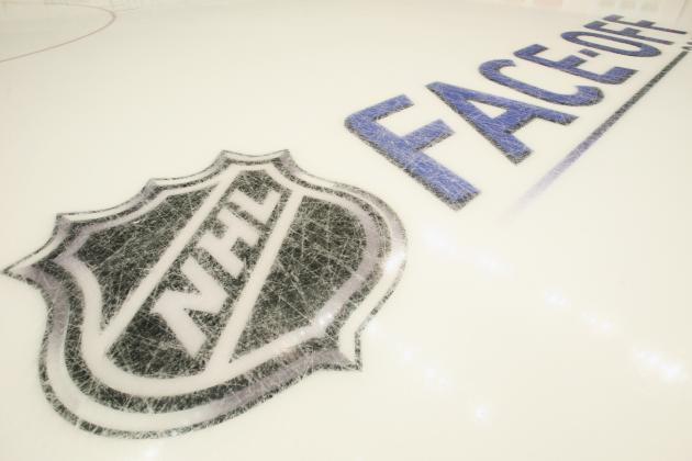 50 Things You Need to Know About 2013 NHL