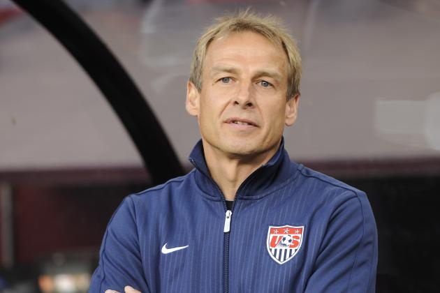 5 Reasons Why Jurgen Klinsmann Will Have Success in WC Qualifying Matches