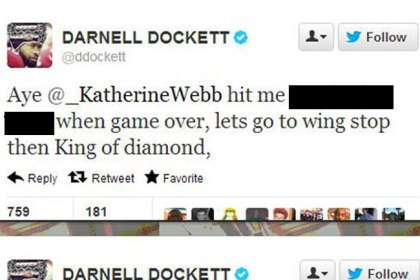 Deleted Tweets That Athletes Wish You Never Saw