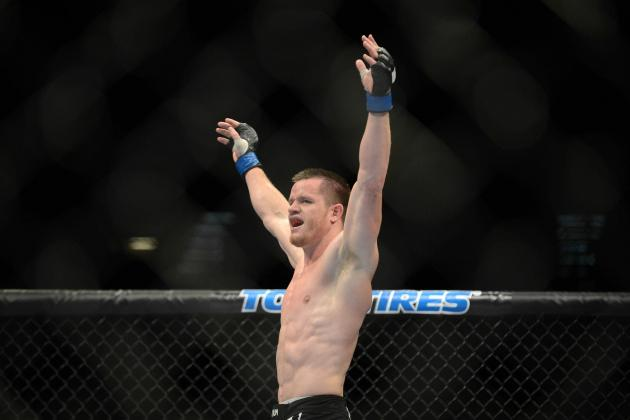 UFC on FX 7: Daniel Sarafian vs. C.B. Dollaway Head-to-Toe Breakdown