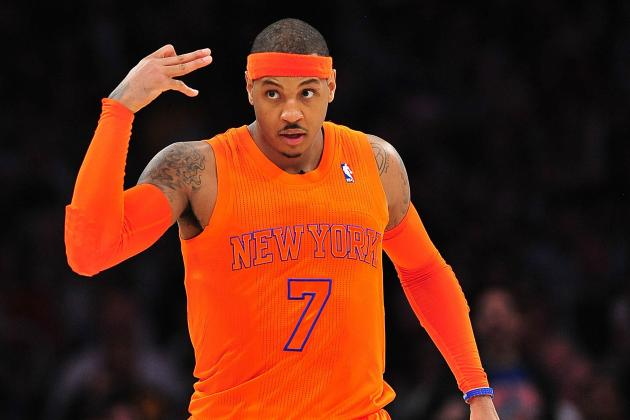 5 Things Carmelo Anthony Must Still Do to Become NBA's MVP