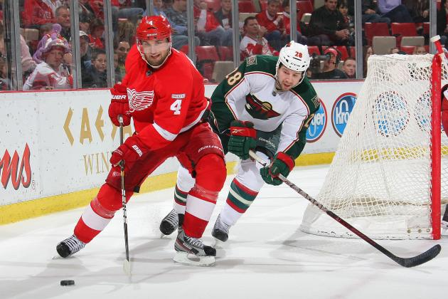 Detroit Red Wings' Schedule 2013: 8 Games Fans Can't Miss This Season