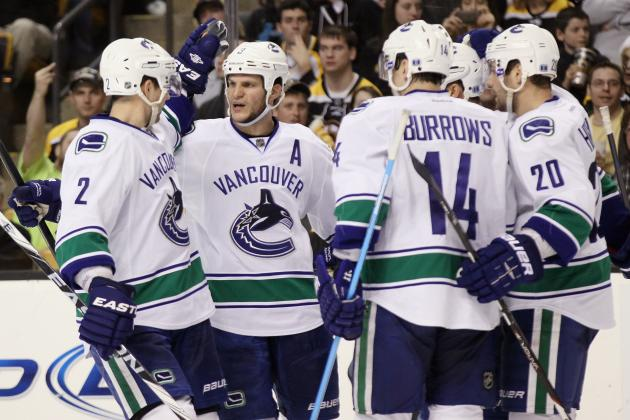 Vancouver Canucks' 5 Biggest Questions in 2013 Training Camp