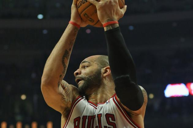 Atlanta Hawks vs. Chicago Bulls: Postgame Grades and Analysis for Chicago