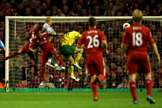 Liverpool vs. Norwich: 5 Things for the Reds to Be Wary of
