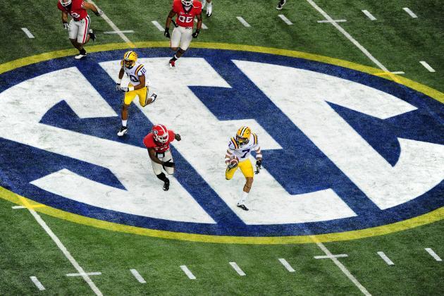 Breaking Down the 2013 SEC Football Schedule