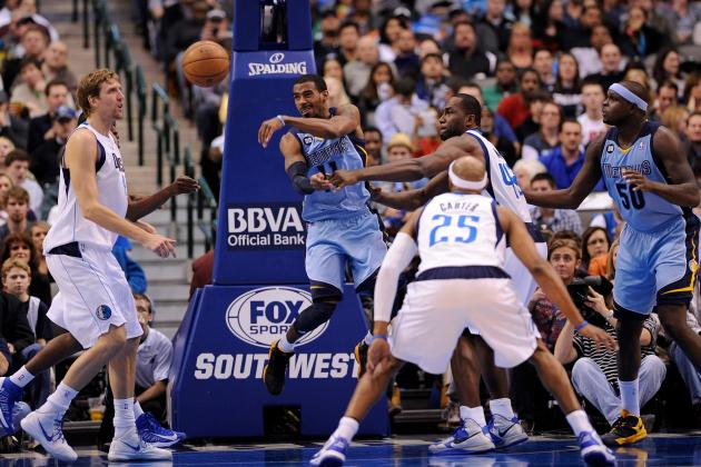 5 Ways to Improve the Memphis Grizzlies' Offense