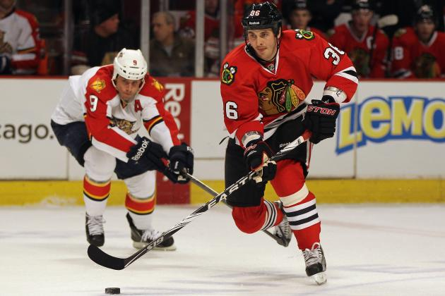 Ranking the 5 Issues That Will Define the Chicago Blackhawks' 2013 Season