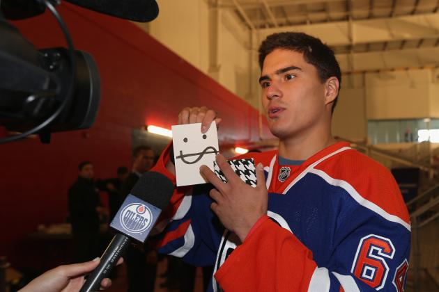 Edmonton Oilers: 5 Biggest Questions Going into 2013 Training Camp