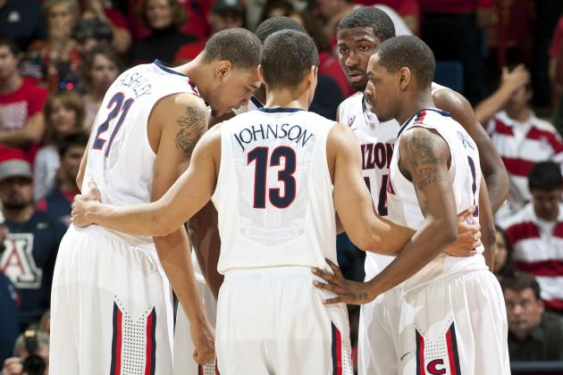 Arizona Basketball: Projecting the Wildcats' Rotation for 2013-14 Season