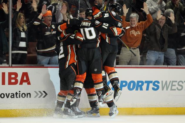 Anaheim Ducks: 5 Biggest Questions in 2013 Training Camp