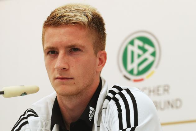 What Marco Reus Must Do in 2013 to Contend for the Ballon d'Or