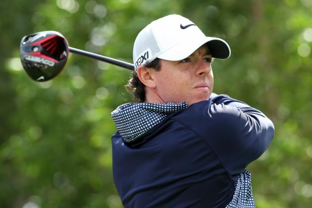 What's in Rory McIlroy's Nike Golf Bag?