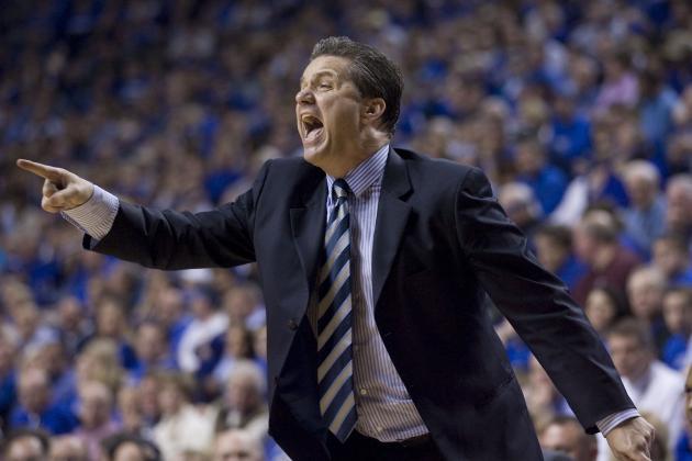 Kentucky Basketball: Ranking John Calipari's Biggest Worries This Season