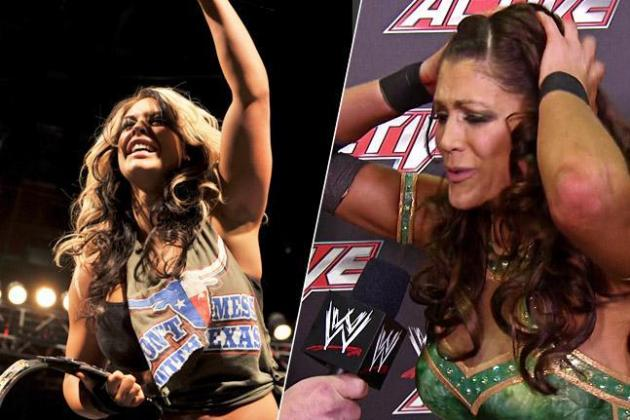 5 WWE Divas Who Need to Step Up in Eve Torres' Absence
