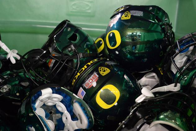 Oregon Football: Projecting the Ducks' 2013 2-Deep Depth Chart