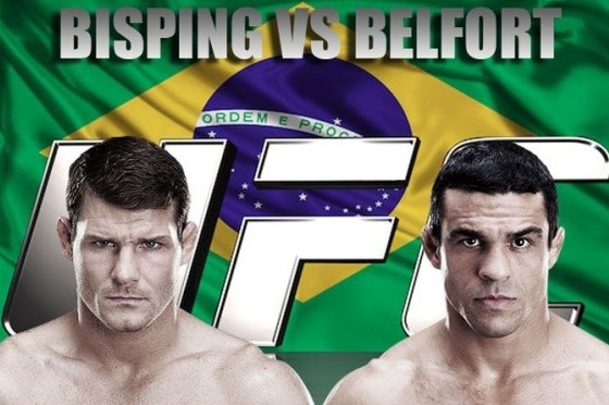 Everything You Need to Know About Vitor Belfort vs. Michael Bisping