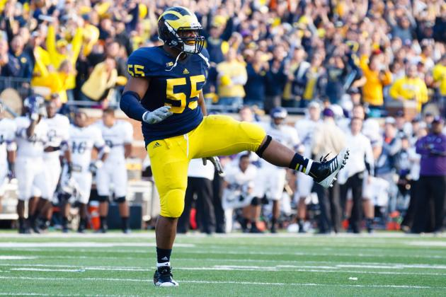Michigan Football: Ranking the 4 Most Important Position Battles for 2013