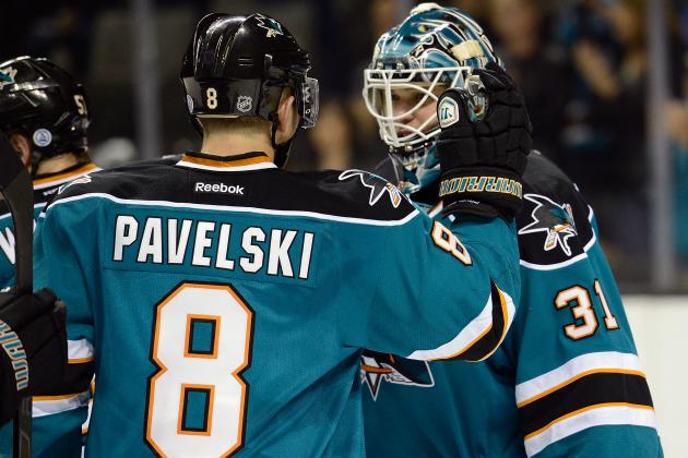 San Jose Sharks' 5 Biggest Questions in 2013 Training Camp