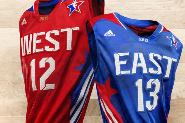 Best and Worst NBA All-Star Uniforms Ever