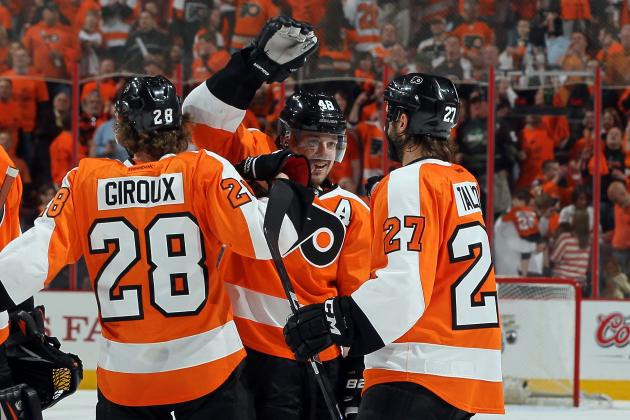 Philadelphia Flyers' Schedule 2013: 10 Games You Can't Miss